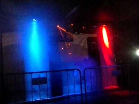 DJ Davod som luzes e vídeo festa da Enxara do Bispo