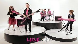 The Kars 4 Kids radio jingle you love is now on TV! 1-877-Kars-4-Ki...