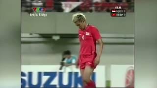 Bán kết lượt về AFF CUP 2008 l Singapore 0 - 1 Việt Nam