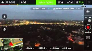 Dji Phantom 3 Advanced Pilot App 3500 Ft