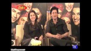 Breaking | Shahrukh Khan and Kajol are coming in Mazaaq Raat