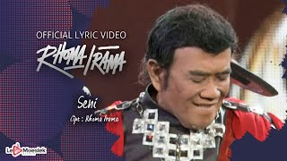 Rhoma Irama - Seni (Official Lyric Video)