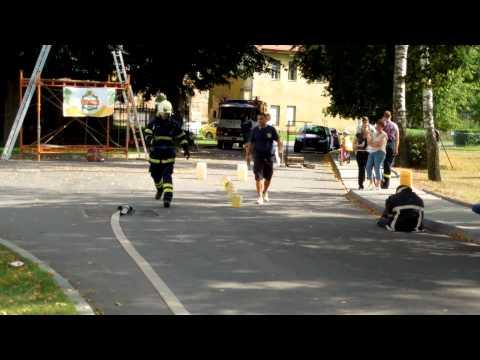 Katusice- Železný hasič 2012 Jan Pelech