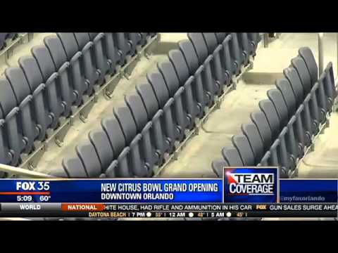 Citrus Bowl reopens after extensive renovation