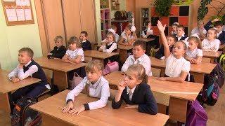 Урок раздельного сбора мусора прошёл в Серковской школе