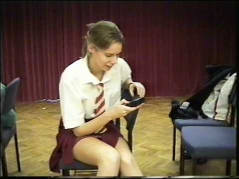 City of London School for Girls Show (maybe 1989)