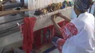 Carpet Weaving Marrakech