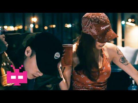 Taiwan Rap Hip Hop 台湾说唱/饶舌 :  G$MOB - HANDS UP feat. B€W , YZ , Young B & 滿人Manchuker