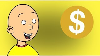 Caillou's Family Friendly Adventure Video
