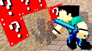 Minecraft - LABIRINTO IMPOSSÍVEL COM LUCKY BLOCK VERMELHO!! #2