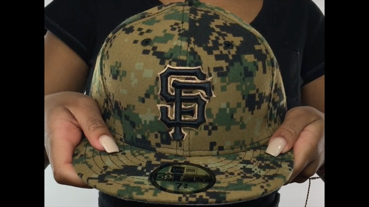 bc27990aee4c2 SF Giants 2016 MEMORIAL DAY  STARS N STRIPES  Hat by New Era - YouTube