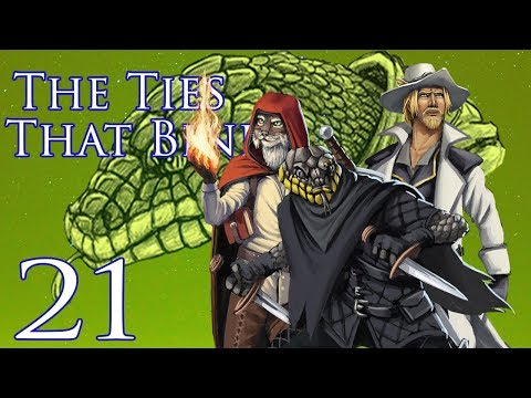 Role With Me: Ep 21 One Journey's End | A Dungeons & Dragons Story