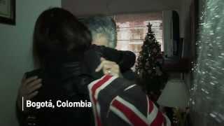 Latinos en el Mundo - Un Regalo de Navidad Avianca