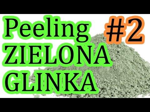 #2 Peeling skóry głowy - glinka zielona