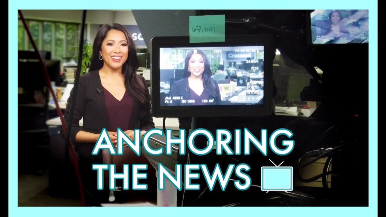 Anchoring the news during COVID-19 | Seattle vlog