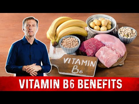 Vitamin B6 - Deficiencies & Amazing Benefits