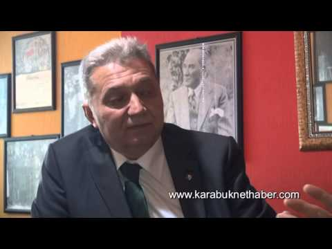 CHP Safranbolu Adayı Mustafa Eren'in Röportajı