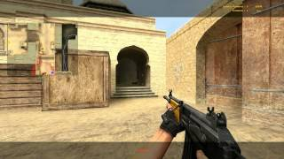 Counter Strike Source Expert bots Dust