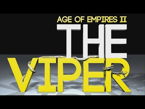 Age of Empires II LIVE with TheViper!