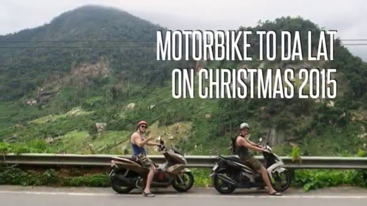 Snapchat sneak-peek: Motorbike to Da Lat - Epic Vietnam Scenic Travel