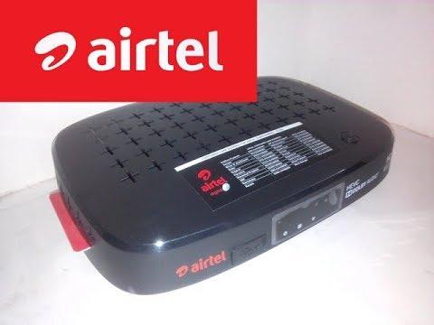 airtel hd set top box review