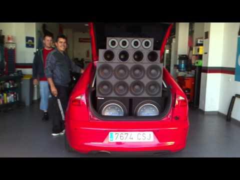 sonisegur seat leon car audio