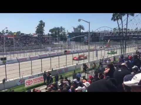 Car Racing April 8 2017