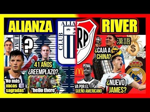 Fichajes y rumores Alianza Lima vs River Plate - Copa Libertadores 2019