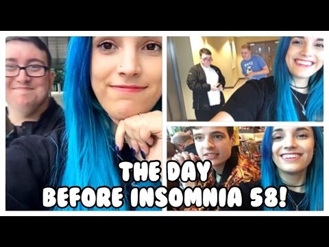 Life Of Ashley #22 'Insomnia58 The Day Before'