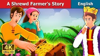 The Shrewd Farmer Story in English | Bedtime Stories | English Fairy Tales