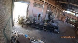 Такелаж токарного станка, вес 10 тонн, проблемный пол, Киев(, 2016-07-13T19:31:04.000Z)