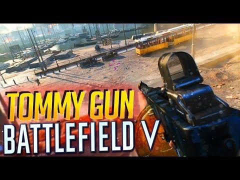 BATTLEFIELD V | TOMMY GUN | 39:10 KD thumbnail