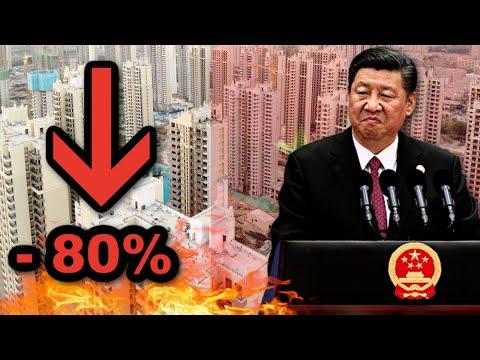 IT'S BAD! China's Housing Bubble \u0026 Economy Just Crashed Hard!