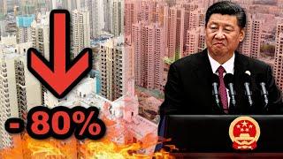 IT'S BAD! China's Housing Bubble & Economy Just Crashed Hard!