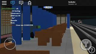 (Roblox) MTA NYCT TRAIN 5 Train At 14 Street United Sq