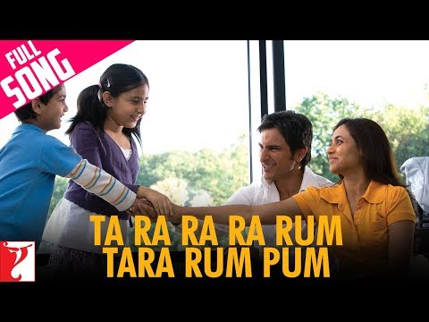 Ta Ra Ra Ra Rum TaRaRumPum Song | Ta Ra Rum Pum | Saif Ali Khan | Rani Mukerji | Shreya Ghoshal