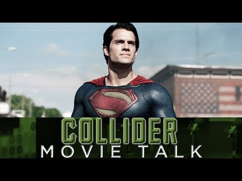 Collider Movie Talk - Henry Cavill Talks Controversial Man o
