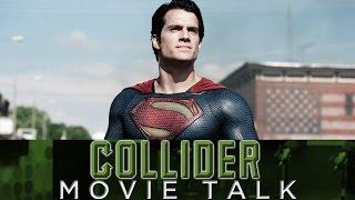Collider Movie Talk - Henry Cavill Talks Controversial Man of Steel Ending