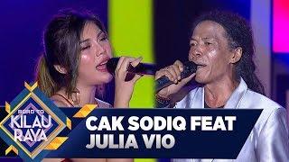 Asik Banget, Julia Vio feat Cak Sodiq [KORBAN JANJI] - Road To Kilau Raya (25/1)