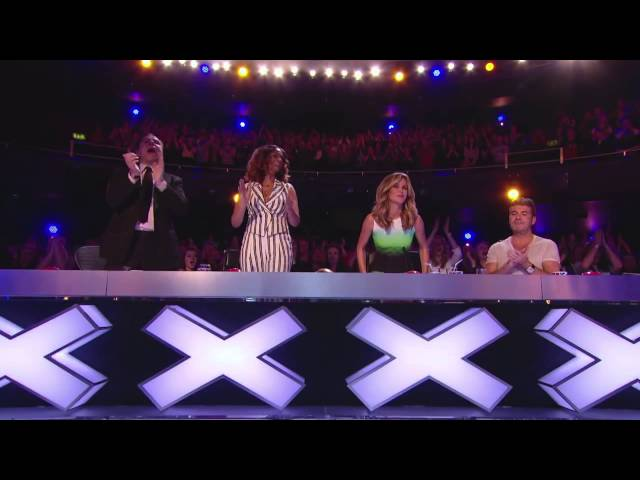 Bars  Melody   Simon Cowells Golden Buzzer act   Britains Got Talent 2014