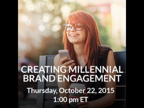Live Session - Jeff Fromm: Creating Millennial Brand Engagement