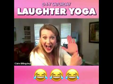 Kids Vs Adult Laughter Claire S Laughter Yoga S02 Ep 02 Youtube