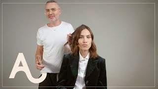 Alexa Chung - A Right Royal Wedding Hair Tutorial | ALEXACHUNG
