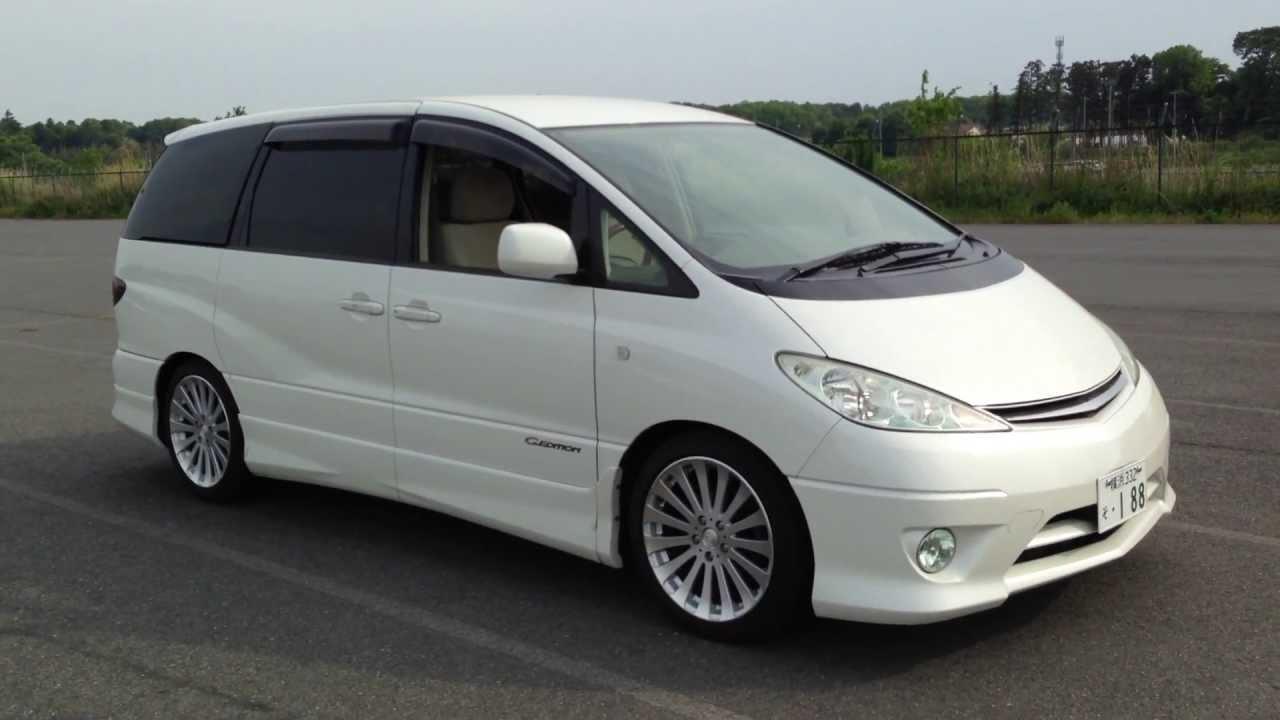 Toyota Estima  Cars for sale in Malaysia  Mudahmy
