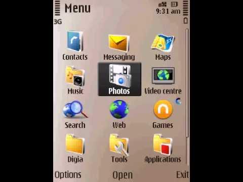 Nokia N79.avi