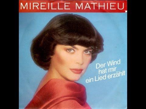 Mireille Mathieu Der Wind hat mir ein Lied erzählt (1985)