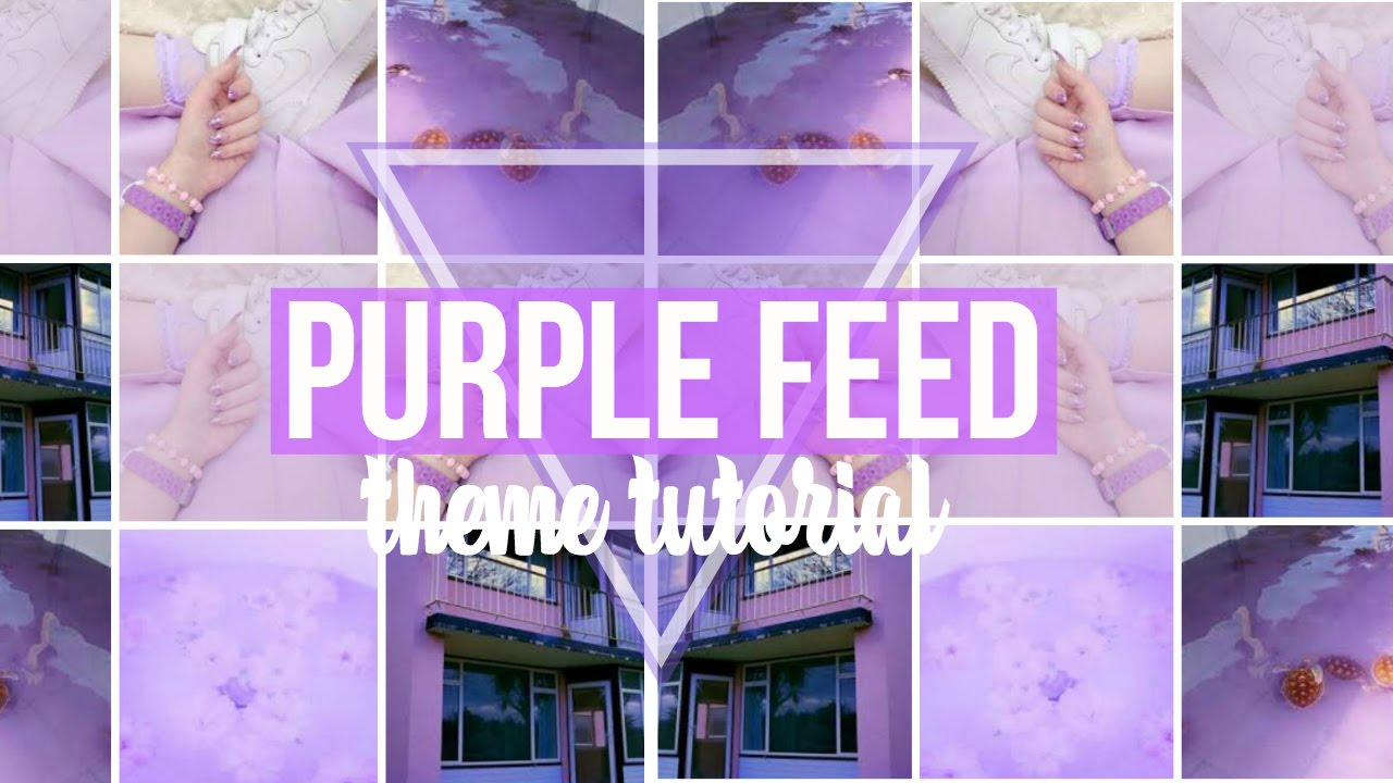 violet feed