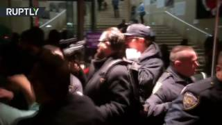 11 arrested at NYU during clashes protesting conservative speaker Gavin McInnes