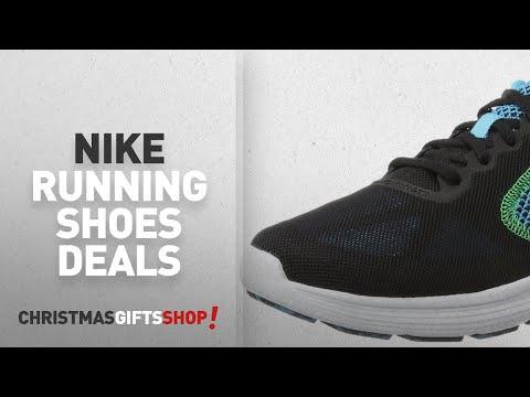 nike-running-shoes-[christmas-2017-sale]:-nike-men's-revolution-3-running-shoes,-turquoise