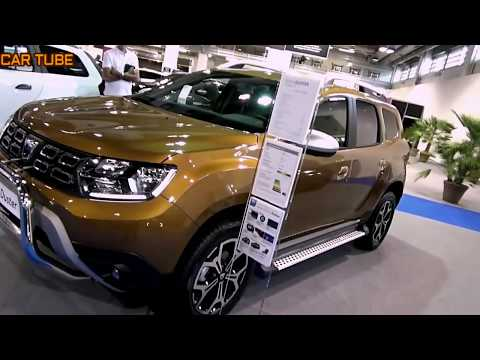 NEW 2019 DACIA DUSTER PRESTIGE SCe 115 4WD FULL REVIEW EXTERIOR AND INTERIOR IN HD